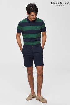 Selected Homme Straight Chino Shorts