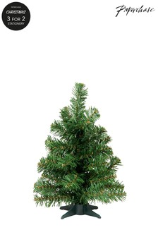 Paperchase 1ft Evergreen Christmas Tree