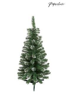 עץ מושלג לחג המולד בגובה 3 רגל של Paperchase