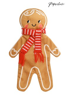 Paperchase Gingerbread Hot Water Bottle