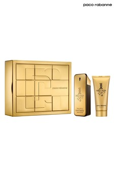 Paco Rabanne 1 Million Eau de Toilette 100ml & Shower Gel Gift Set