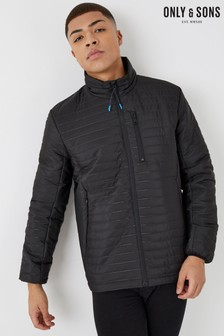 Only & Sons Funnel Padded Jacket