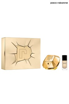 Paco Rabanne Lady Million Eau de Parfum 50ml & Nail Varnish Gift Set
