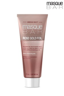 Masque Bar Rose Gold Foil Peel-Off Mask Tube