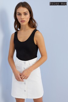 Noisy May Sleeveless Body Top