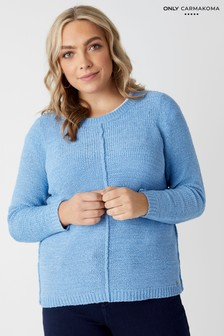 Only Carmakoma Curve Long Sleeve Pullover