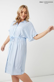 Only Carmakoma Shirt Dress