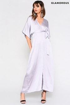 Glamorous Sleeved Kimono Dress