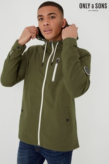 Only & Sons Hooded Jacket