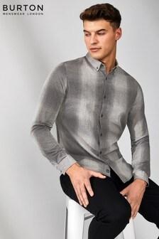 חולצת משבצות Buffalo של Burton