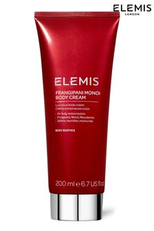 ELEMIS Exotic Frangipani Monoi Body Cream 200ml