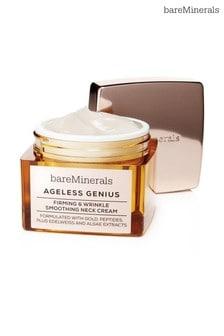 bareMinerals AGELESS GENIUS Firming & Wrinkle Smoothing Neck Cream 50g