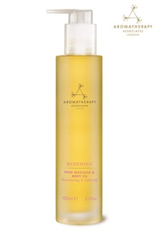 Aromatherapy Associates Renewing Rose Body Oil 100ml