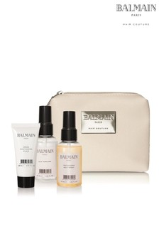 Balmain Paris Hair Couture Cosmetic Styling Bag