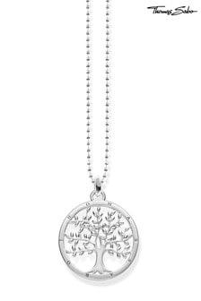 Thomas Sabo Tree Of Love Necklace