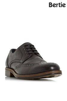 Bertie Eyelet Leather Chunky Brogues