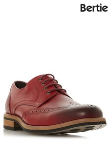 Bertie Leather Chunky Brogues