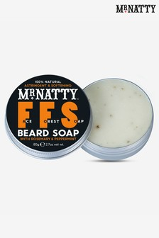 Mr Natty Face Forest Beard Soap 80g
