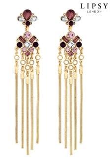 Lipsy Tassel Earrings