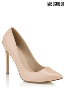 Missguided Pointed Court Shoes