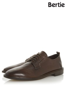 Bertie Leather Gibson Shoes