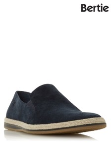 Bertie Casual Suede Espadrille Shoes