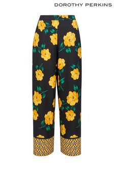 Dorothy Perkins - Mix and Match Palazzo-broek met bloemenprint