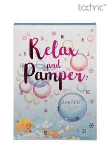 Technic Relax & Pamper Toiletry Advent Calendar