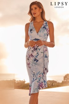 a8cf22bd5aaa Wrap Dresses For Women | Wrap Around Dress | Next UK