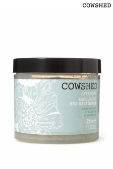 Cowshed Spearmint Exfoliating Sea Salt Scrub