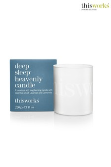 This Works Deep Sleep Heavenly Candle