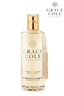 Grace Cole Nectarine Blossom & Grapefruit Bath & Shower Gel 300ml