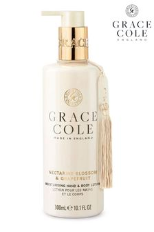 Grace Cole Nectarine Blossom & Grapefruit Hand Lotion 300ml