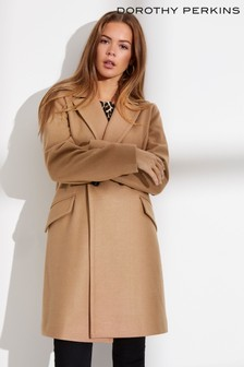 Dorothy Perkins Double Breasted Coat