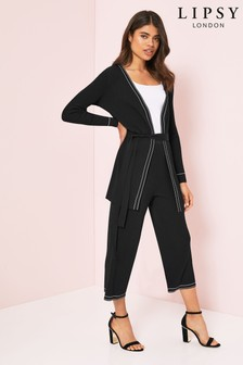 Lipsy Co-ord Knitted Trousers