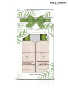 Baylis & Harding Naturals Hand Wash And Lotion Duo