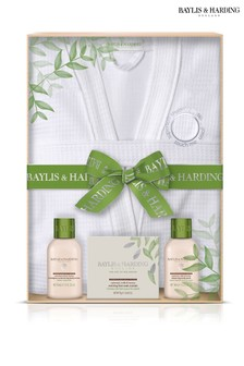 Baylis & Harding Naturals Luxury Dressing Gown Set
