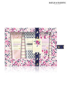 Baylis & Harding Fuzzy Duck Cotswolds Floral Collection Hand Cream Trio