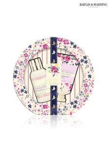 Baylis & Harding Fuzzy Duck Cotswolds Floral Collection Small Hatbox Gift Collection