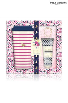 Baylis & Harding Fuzzy Duck Cotswolds Floral Collection Travel Gift Set