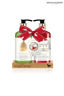 Baylis & Harding Fuzzy Duck Winter Wonderland Hand Wash And Lotion Duo
