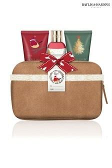 Baylis & Harding Fuzzy Duck Winter Wonderland Luxury Wash Bag Gift Set