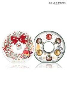 Baylis & Harding Fuzzy Duck Winter Wonderland Luxury Hatbox Gift Collection