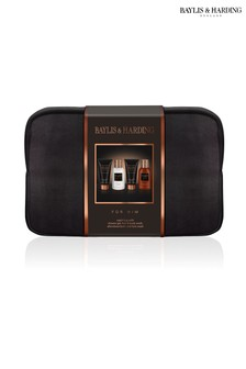 Baylis & Harding Men's Black Pepper And Ginseng Wash Bag