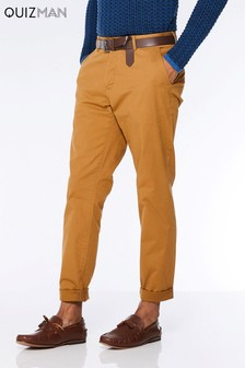 Quizman Stretch Chinos Trousers