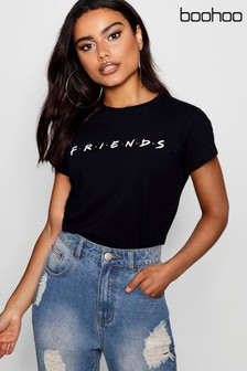 Boohoo Friends Licensed T-Shirt