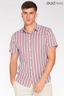 Quizman Striped Long Sleeve Shirt