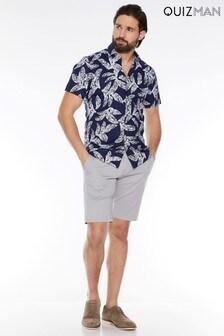 Quizman Slim Chino Shorts