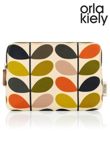 Orla Kiely Classic Multi Stem Cosmetic Bag