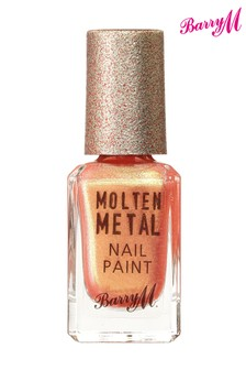 Barry M Cosmetics Molten Metal Nail Paint